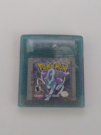 Pokémon Crystal - Original - Game Boy Color