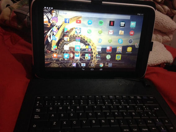 Tablet Com Teclado 10.1 Polegadas