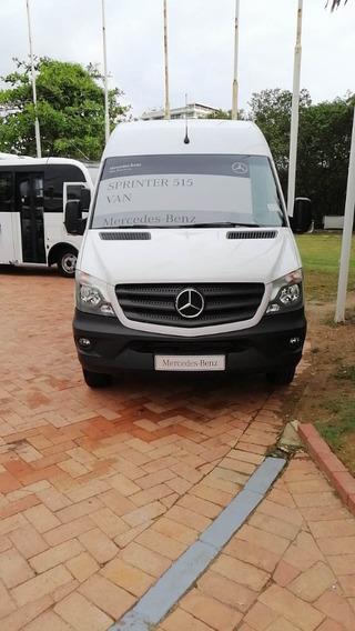 Mercedes-benz Sprinter 515 Servicio Público