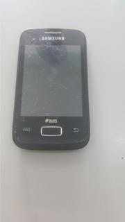 Celular Samsung S 6102 Para Retirar Peças