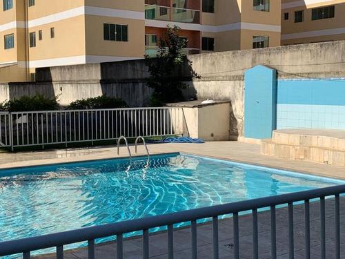Apartamento Em Jardim Mariléa, Rio Das Ostras/rj De 86m² 2 Quartos À Venda Por R$ 199.000,00 - Ap614649