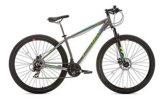 Bicicleta Mercury Ht Shimano Aro 29 Tm17 Cinza Houston