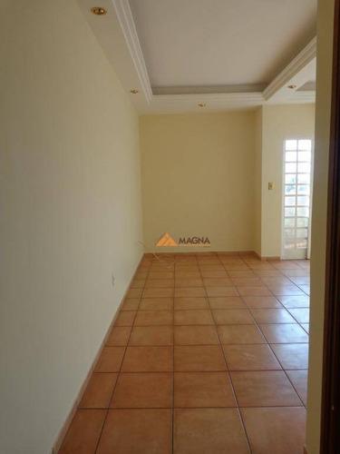 Apartamento Com 3 Dormitórios À Venda, 97 M² Por R$ 270.000,00 - Jardim Paulistano - Ribeirão Preto/sp - Ap3368