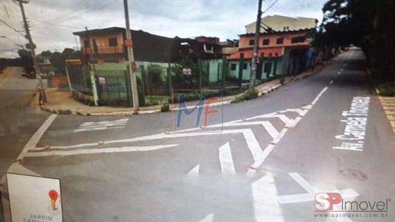 Ref: 10.227 Excelente Terreno Com 530 M² No Vila Nova Bonsucesso, Ótimo Local Para Posto De Gasolina, Depósito De Materiais De Construção. - 10227