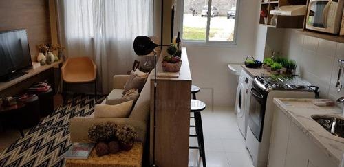 Apartamento Com 1 Dormitório À Venda, 36 M² Por R$ 170.000,00 - Jardim Ibiti Do Paço - Sorocaba/sp - Ap1350