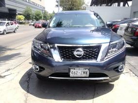 Nissan Pathfinder Advance 2014 3 Filas Cvt, Increible Precio