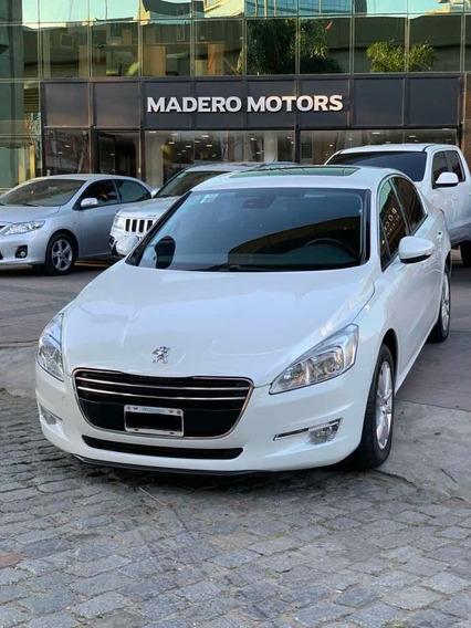 Peugeot 508 1.6 Allure Tiptronic Thp 163cv Madero Motors 14