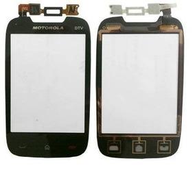 Touch Screen Motorola Ex440 Preto Promoção