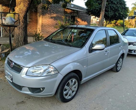 Fiat Siena El 1.4 Mod.2014. Nafta/gnc Único Dueño