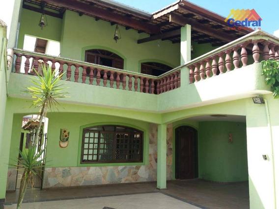 Sobrado Com 3 Dormitórios À Venda, 300 M² Por R$ 490.000,00 - Conjunto Habitacional São Sebastião - Mogi Das Cruzes/sp - So0386