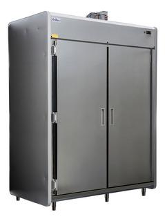 Câmara Fria Para Carnes Em Inox 3 Portas 2400 Litros Frilux
