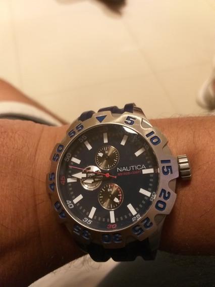Relógio Náutica Semi-novo Original