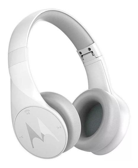 Fone De Ouvido Bluetooth Motorola Pulse Escape - Branco