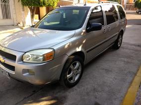 Chevrolet Uplander B Extendida Aac At