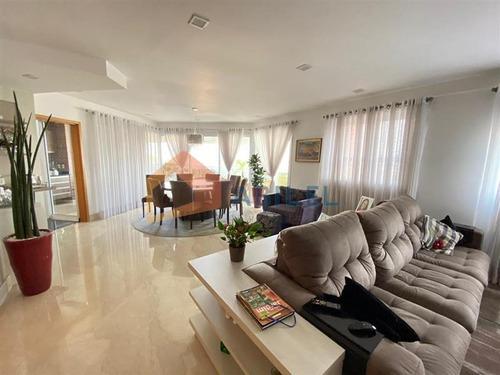 Maravilhoso Apartamento Mobiliado E Decorado - 7441