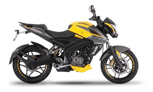 Bajaj Rouser Ns200cc (2020) Arizona Motos 12 Cuotas S/int