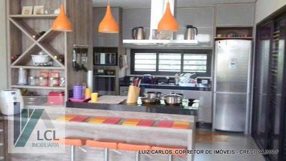 Casa Com 3 Dormitórios À Venda, 200 M² Por R$ 1.299.000,00 - Paisagem Renoir - Cotia/sp - Ca0011
