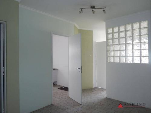 Imagem 1 de 11 de Sala Para Alugar, 45 M² Por R$ 1.200,00/mês - Vila Baeta Neves - São Bernardo Do Campo/sp - Sa0468