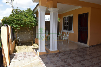 Casa En Urbanizacion Rafey Edc-072-