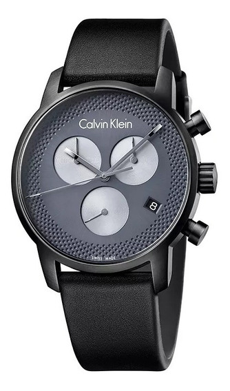 **indisponível** Relógio Masculino Calvin Klein City Chrono