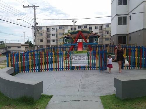 Imagem 1 de 8 de Apartamento Com 2 Dormitórios À Venda, 43 M² Por R$ 139.000,00 - Lago Azul - Manaus/am - Ap0716