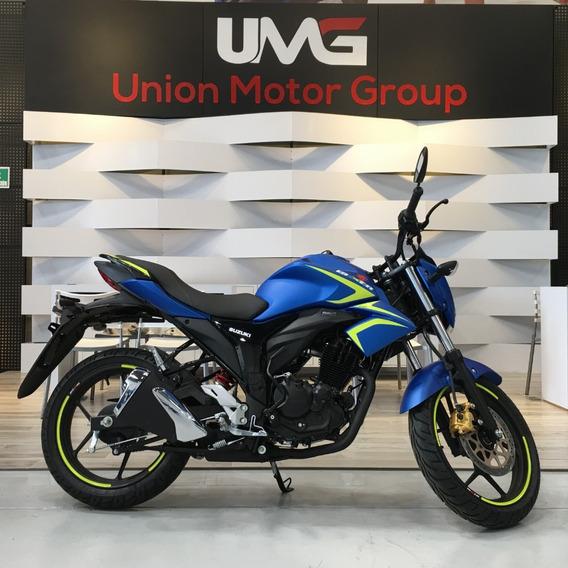 Moto Suzuki Gixxer 155 Cc - Financiación Directa