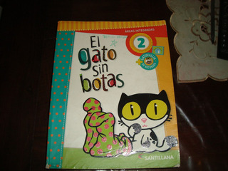 El Gato Sin Botas 2 Santillana