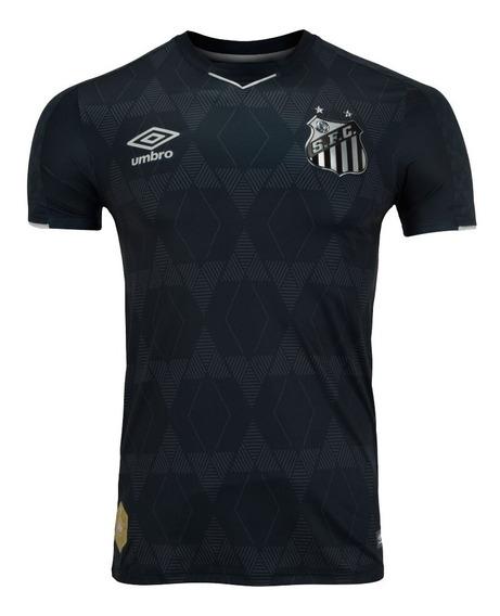 Camisa Do Santos Nova 19/20 Oficial Peixe - Super Oferta