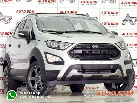 Ford Ecosport Storm 2.0 16v Flex 4x4 Automático. Com Tet...