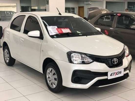 Toyota Etios 1.3 X 16v Flex 4p Manual 2020