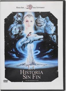 La Historia Sin Fin Dvd