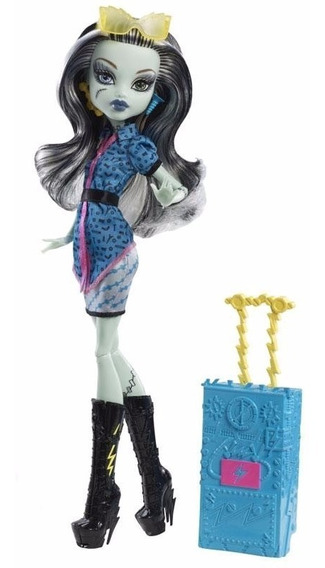 Monster High Scaris: City Of Frights - Frankie Stein Y7653