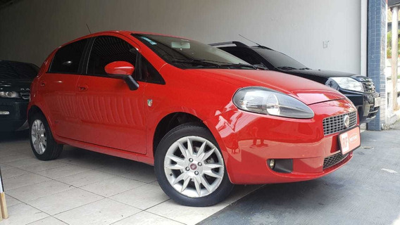 Fiat Punto 2012 1.4 Attractive Flex 5p