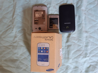 Celular Samsung Galaxy Pocket 2(preço Negociavel)