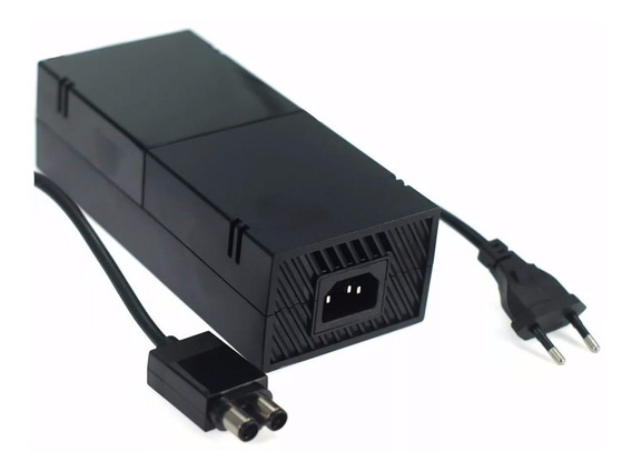 Fonte De Alimentação Video Game Xbox One Bivolt 110v 220v