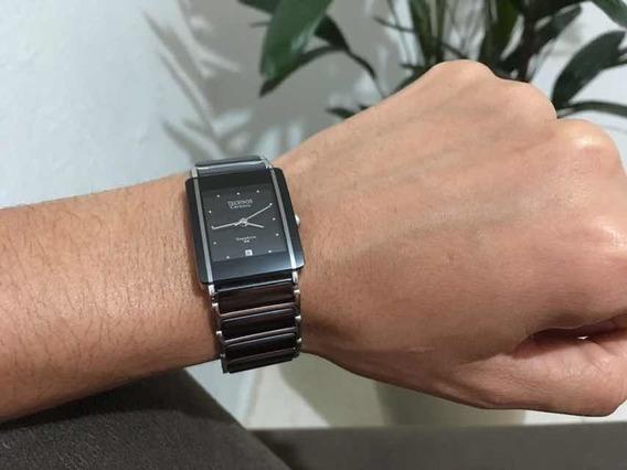 Relógio De Pulso Technos Ceramic Sapphire