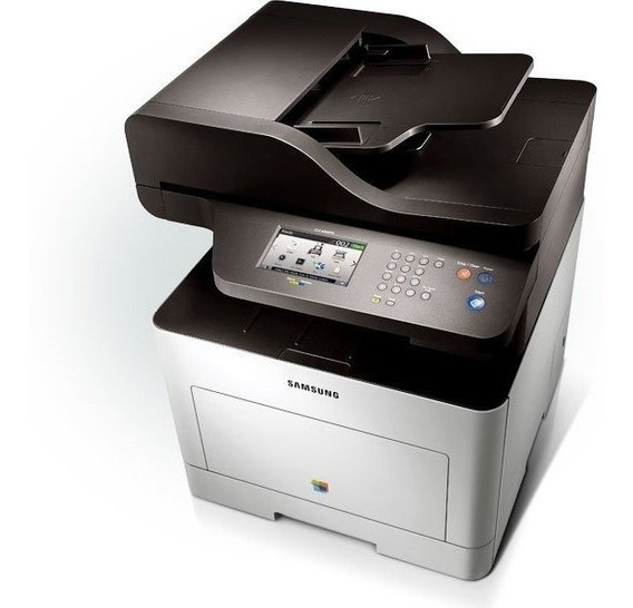 Impressora Multifuncional Samsung Clx-6260fr Semi Nova