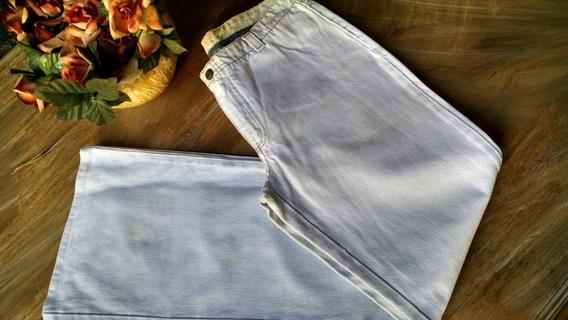 Calça Jeans Zoomp Retro Tamanho Veste 38