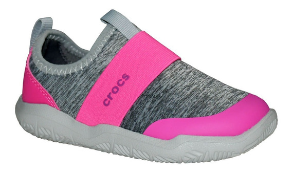 Crocs Zapatilla Swiftwater Easy On Niña 22 Al 31 Rc Deportes