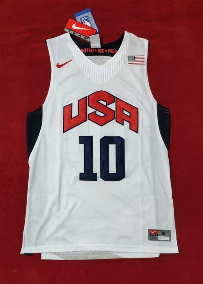 Kobe Bryant Jersey Team Usa 2012 Bordada - A Pedido