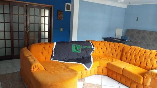 Sobrado À Venda, 320 M² Por R$ 700.000,00 - Limão - São Paulo/sp - So0460