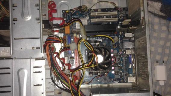 Processador Quad Core E Memória Ram Ddr3 E Placa Mãe
