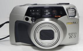 Câmera Fotográfica Analógica Pentax Espio 200 Retirada Peças