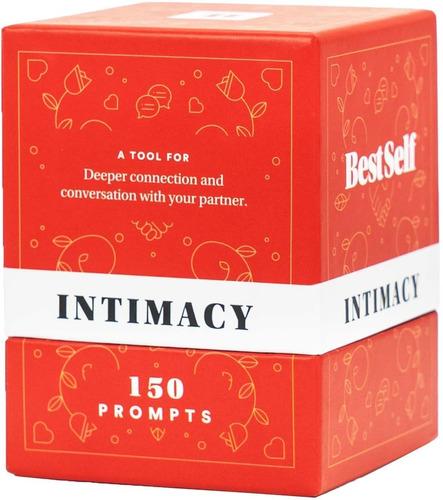 Intimacy Deck By Bestself ? 150 Engaging Conversation Starte