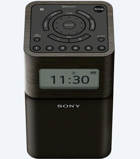Radio Sony Parlante Bluetooth® Recargable Am / Fm Estereo***