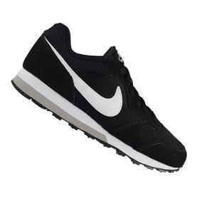 Tênis Nike Infantil Md Runner Pto Menino 807316001 Original