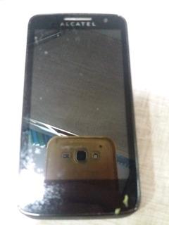 Smartphone Alcatel 5020e - Defeito - Para Retirada De Peças