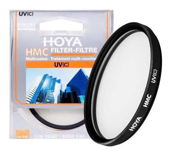 Filtro Uv - Hmc 72mm Hoya
