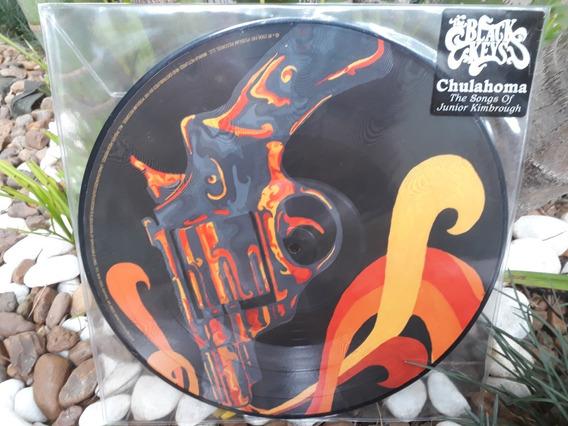 The Black Keys Lp Picture Disc Chulahoma Novo