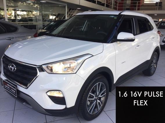 Hyundai Creta Creta 1.6 16v Flex Pulse Automático